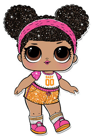 LOL Dolls Glitter Series New Hoops MVP | in Clarkston