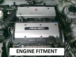 Gearbox Final Drive 48 Ratio 4G92 4G93 Mivec Mirage