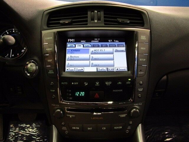 LEXUS IS250 IS300 IS350 NAVIGATION LCD DISPLAYTOUCH