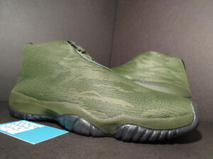 Nike Air Jordan Future Xi 11 Camouflage Camo Sequoia Olive