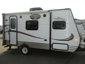 front kitchen travel trailer commercial flooring options kijiji in edmonton area buy sell 2013 viking 16 fb