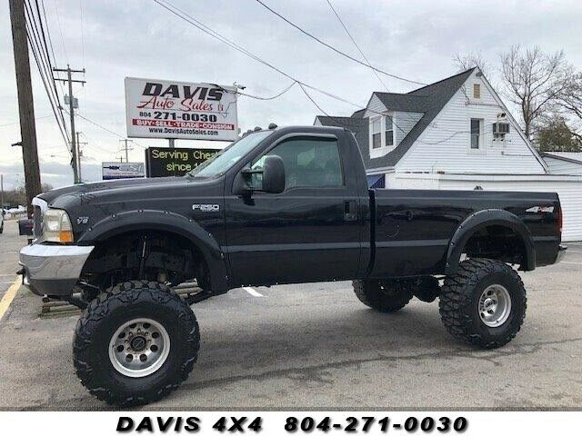 1990 4x4 250 F Inch Suspension 2 Ford Body Inch Lift 4 Lift