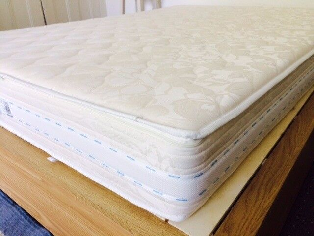 Brand New Double Mattress The Natural Bed Company Specialist Back Care