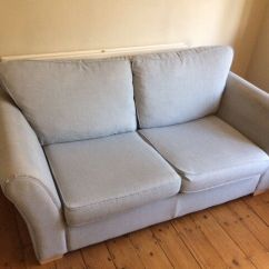 2 Seater Sofa Bed Furniture Village Ikea Solsta Two Seat Ransta Dark Grey By In Balham London Gumtree