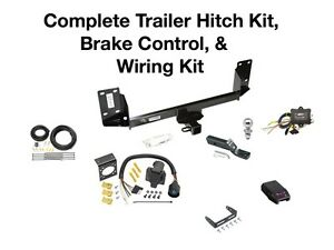 Complete-Trailer-Hitch-Kit-Wiring-Kit-Brake-Control-Fits-a