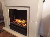 Opti Myst Fireplace Suite - Fireplace Ideas