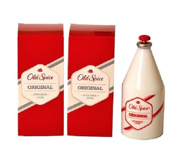 Old Spice ORIGINAL  After Shave Lotion 2 x 150 ml