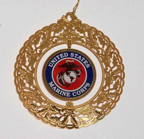 Marine Christmas Ornament EBay