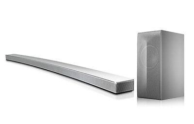 LG LAS855M 4.1 360W Curved Soundbar Subwoofer Bluetooth SIMPLINK Google Cast