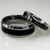 His Her Promise Rings | eBay