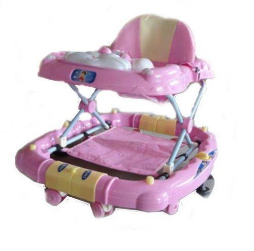 fisher price high chair seat light pink lounge baby walker rocker | ebay