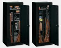 Stack-On Products Sentinel 18-Gun Fully Convertible Steel ...