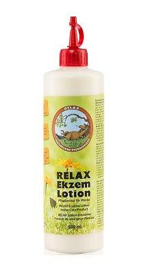 RELAX – Ekzem Lotion 500 ml Pflegemittel für Pferde