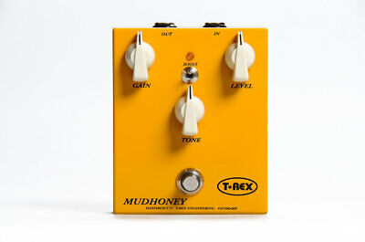 T-Rex Mudhoney-Danish Collection Distortion Pedal
