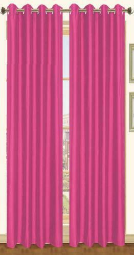 Fuschia Curtains  eBay