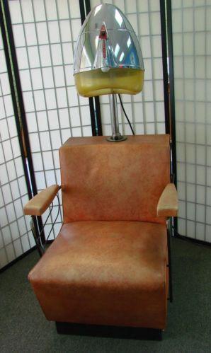 Vintage Salon Chair  eBay