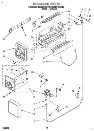 Whirlpool Ice Maker Parts | eBay