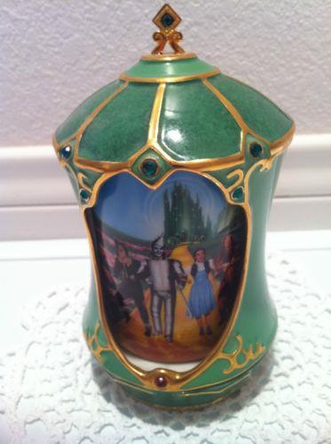 Wizard Of Oz Music Box EBay