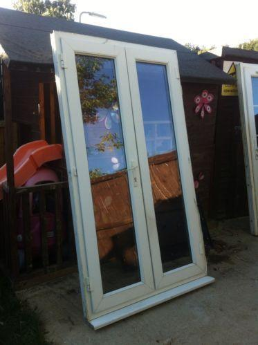 Upvc Double French Doors  eBay