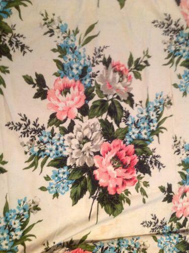 waverly kitchen curtains lamps for the vintage floral | ebay