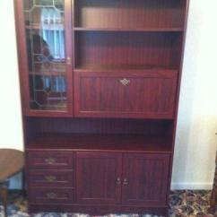 Ebay Used Chairs French Dining Singapore Mahogany Wall Unit: Cabinets & Cupboards |