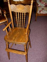 Antique Youth Chair | eBay