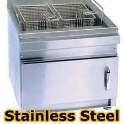 Kitchener Triple Basket Deep Fryer Kitchen Utensils Propane Ebay