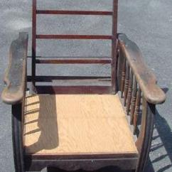 Back Support For Chairs Sashes Wedding Chair Covers Antique Furniture Morris   Ebay