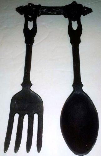 kitchen utensil set soapstone sink cast iron utensils   ebay