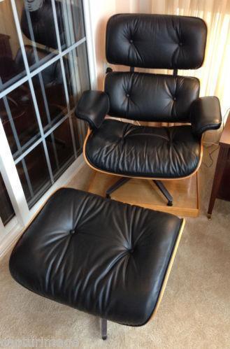 Herman Miller Leather Chair EBay