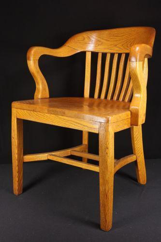 Antique Wood High Chair  eBay