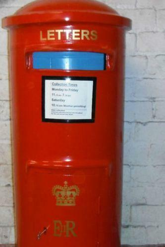 Royal Mail Letter Box  eBay