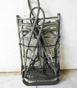 portable hunting chair royal dining chairs climbing tree stand | ebay