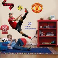 Manchester United Wall Stickers | eBay