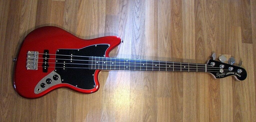 Squier Jaguar Short Scale Bass and Fender Rumble 15 amp | in Tuebrook. Merseyside | Gumtree