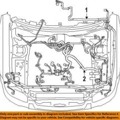 2005 Ford Taurus Ignition Wiring Diagram Sony Xplod Amp Engine Harness Ebay