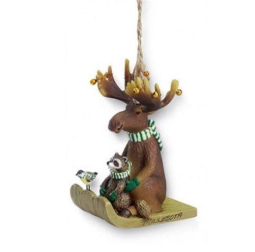 best potty chair seat lift raccoon christmas ornament | ebay