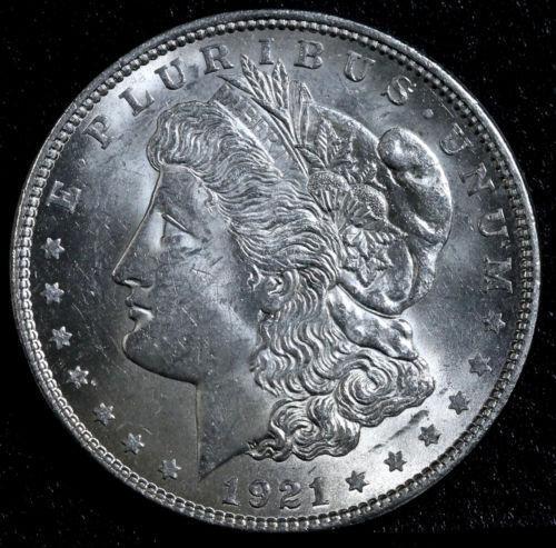 1921 Morgan Silver Dollar  eBay