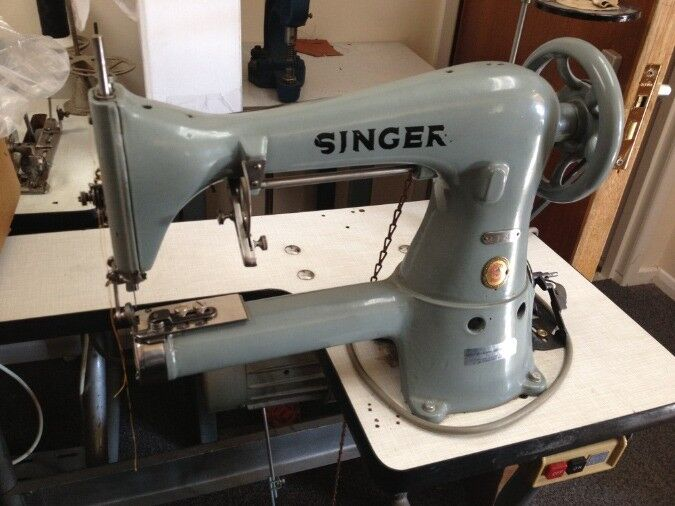 SINGER CYLINDER ARM ROLLER FOOT INDUSTRIAL LEATHER SEWING