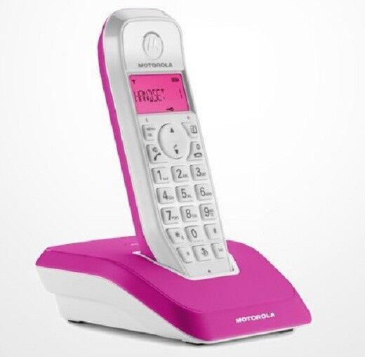 Motorola StarTac S1201 DECT ~~ Pink ~~ Schnurlos Telefon