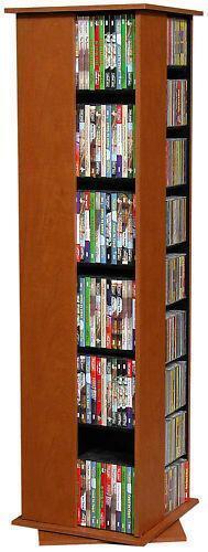 Revolving DVD Tower: CD & Video Racks | eBay