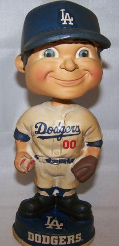 Vintage Dodgers Bobblehead eBay