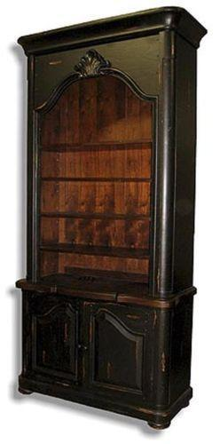 French Country Bookcase  eBay