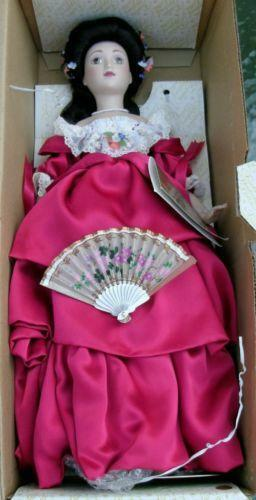 Franklin Mint Musical Doll  eBay