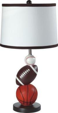 Boys Sports Lamps | eBay
