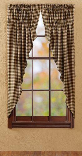 Primitive Swag Curtains EBay