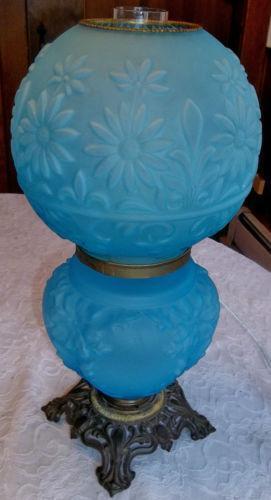 Victorian Globe Lamp  eBay