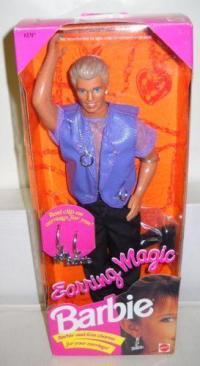 Earring Magic Ken | eBay