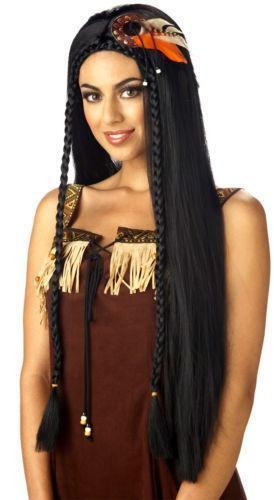 native american hair feather
