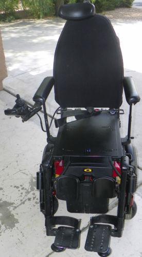 Quantum 6000 Wheelchair  eBay